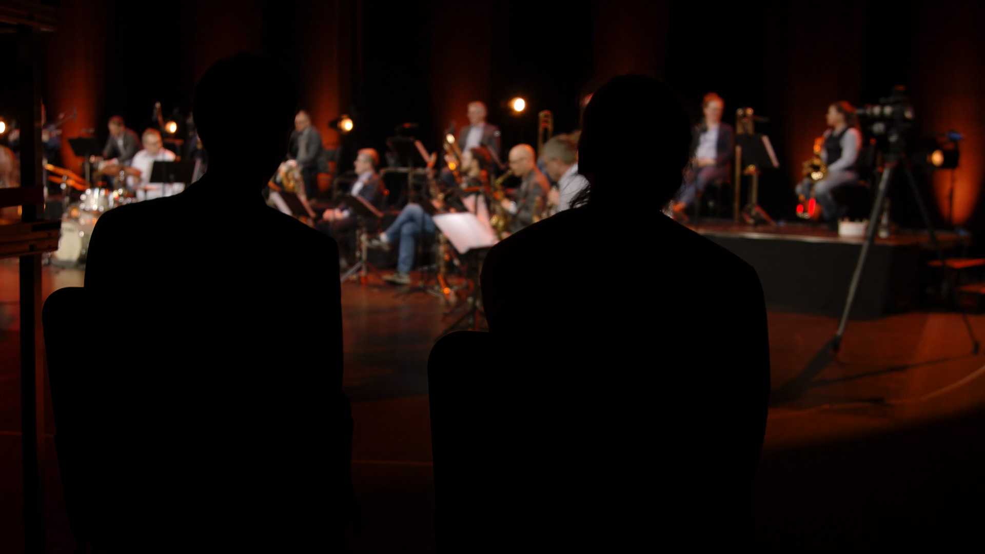 Streamad konsert: Up & Coming Jazz Talents 2021